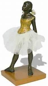 EDGAR DEGAS Little Dancer Art Sculpture Figurine Figure ...