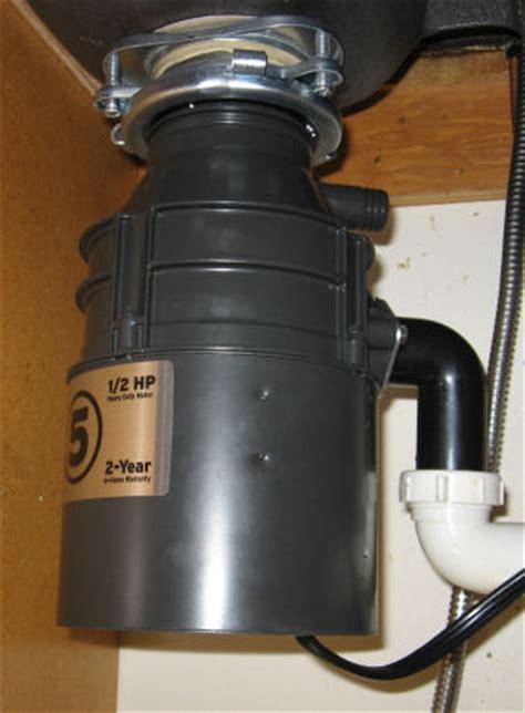 garburator garbage disposal issues