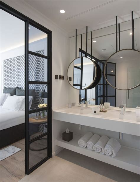 sinking elementary suites best 25 hotel bathrooms ideas on modern
