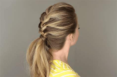 peinados sencillos  madres sin tiempo