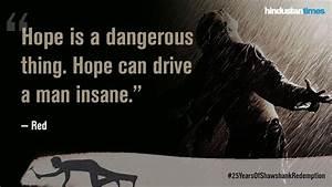 Shawshank Redem... Shawshank Quotes