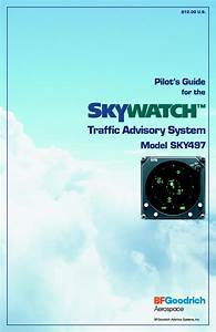 L 3 Communications Avionics Systems Trc497 Skywatch