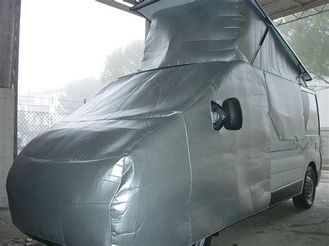 isolant cing car interieur vetrina di prodotti copricabina overcoat isolante termico per cer realizzato da larcos