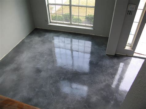 "Message Boards   ""Would you consider stained concrete"