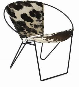 Fauteuil Peau De Vache : fauteuil vintage montecristo peau de vache lot de 2 ~ Teatrodelosmanantiales.com Idées de Décoration