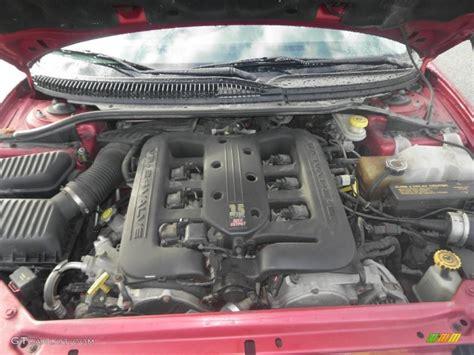 2002 Dodge Intrepid Sxt 3.5 Liter Sohc 24-valve V6 Engine