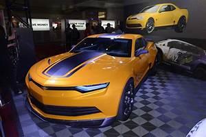 Transformers 4 Camaro Concept And Corvette Stingray Make