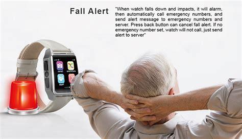 gps tracker phone   elderly fall alert