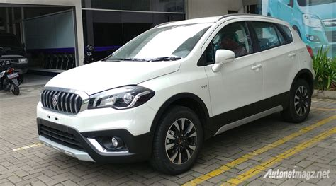 Modifikasi Suzuki Sx4 S Cross by Impression Review Suzuki Sx4 S Cross Facelift 2018