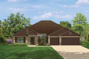 Mediterranean Style House Plan 4 Beds 4 Baths 2843 Sq/Ft