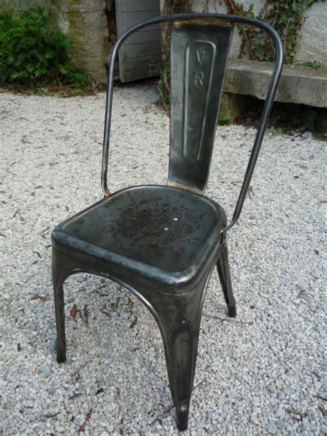 chaise tolix ancienne chaises et fauteuils mettetal industry design