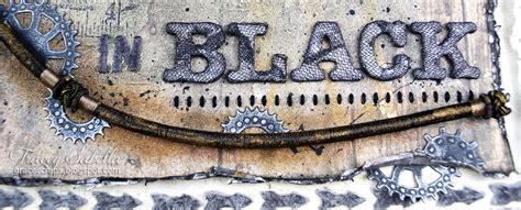garden  grace men  black   grungy corrugated