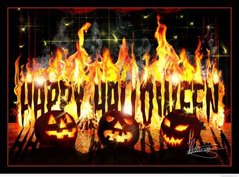 happy halloween wishes  october