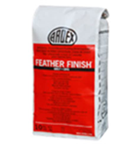 ardex feather finish floor leveler subfloor preparation patching compounds traction