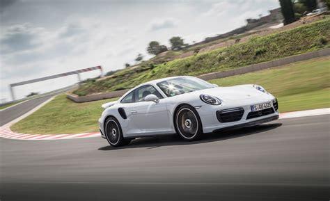 white porsche 911 turbo 2017 porsche 911 turbo cars exclusive videos and photos