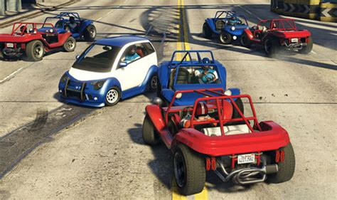 Gta 5 On Xbox One, Ps4 And Pc Gets Exclusive Dlc Update