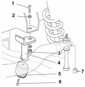 Chevrolet Suburban Timbren Front Suspension Enhancement System