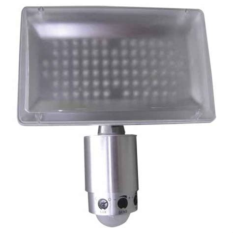 hpm solar sensor security light weatherproof security