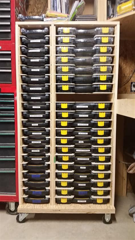 harbor freight storage bin cabinet garage related