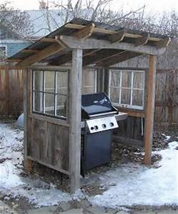 Grill überdachung Holz : die besten 25 grill unterstand ideen auf pinterest unterstand berdachung aus holz und ~ Buech-reservation.com Haus und Dekorationen