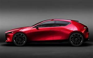 Download Wallpapers Mazda 3 2019 Hatchback Concept New