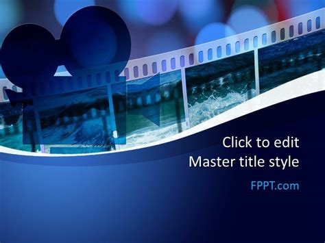 film  powerpoint template