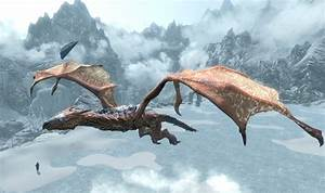 Odahviing as a Revered Dragon - Skyrim Mod Requests - The ...