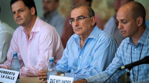 Colombie: les Farc et le gouvernement font un pas décisif ...