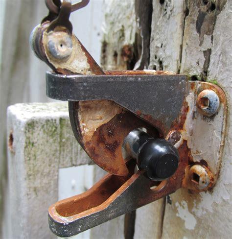 Backyard Door Lock by My Backyard Gate Lock Free Stock Photo Domain