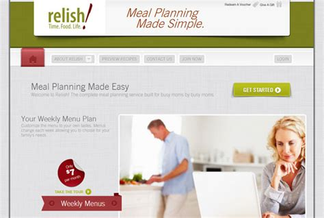 Relish! Meal Planning Gifts And A Giveaway