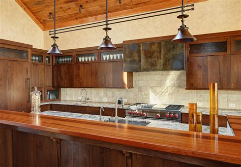 barn chandelier adds dash of rustic flavor to modern