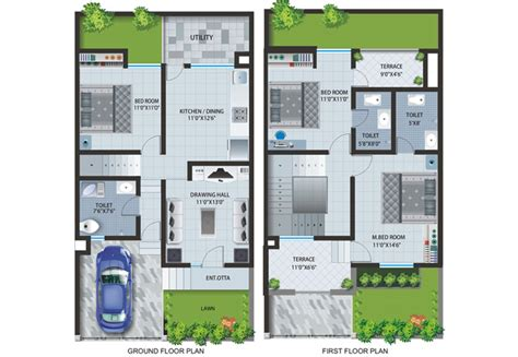 row home plans the 24 best row house plans home building plans 6931