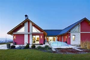 Moderní venkovský dům