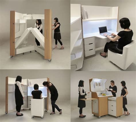 space saving office desk space saving furniture compact kitchen guest room and office