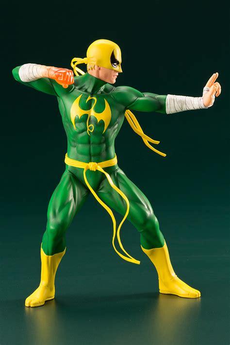 fist iron marvel defenders artfx statue series jp kotobukiya concept figure