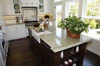 types of countertops 11 Different Types of Kitchen Countertops - Buying Guide ...