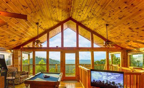 clearview  bedroom cabin rental