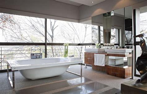 luxe badkamer met bad luxe badkamers voorbeelden inspiratie