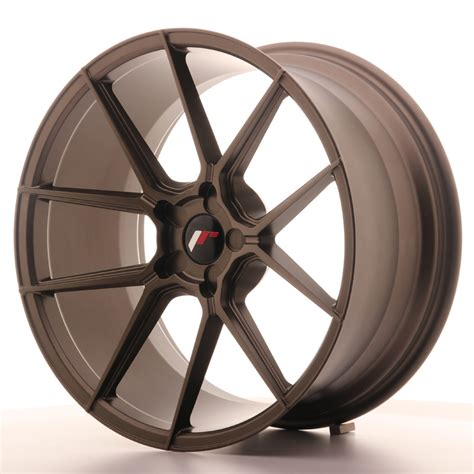 japan racing jr30 japan racing jr wheels jr30 20x10 quot et20 40 custom pcd bronze jdmdistro buy jdm parts