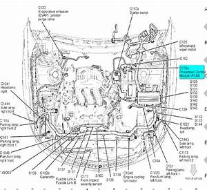 2007 Mercury Milan Ecm Wiring Diagram  Mercury  Auto Parts