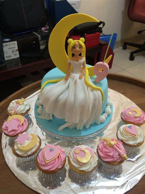 ideas  sailor moon cakes  pinterest