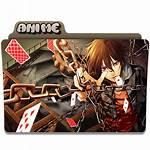 Folder Anime Icon Deviantart Favourites