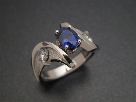 from something old something new non traditional engagement rings made by custommade