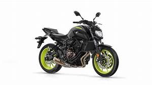 MT 07 ABS 2018 Motocicli Yamaha Motor Italia