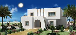 Plan de maison permis construire jardin 3d youtube modele for Modele de maison a construire en tunisie