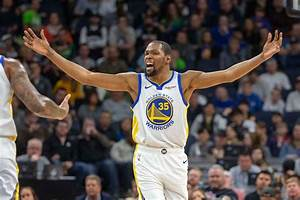 Warriors' Stephen Curry, Kevin Durant call refs out by ...