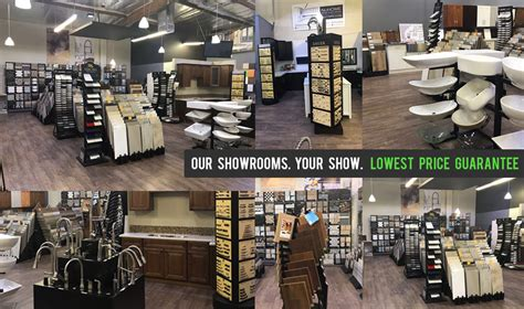 nuhome showroom kitchen cabinets tile countertops
