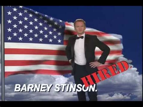 barney stinson s resume free and related