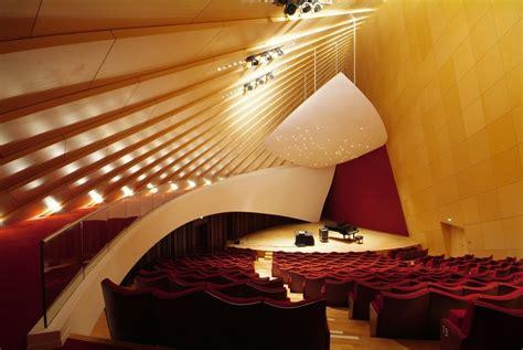la chambre philharmonique réflecteurs de salles de concert de la philharmonie de