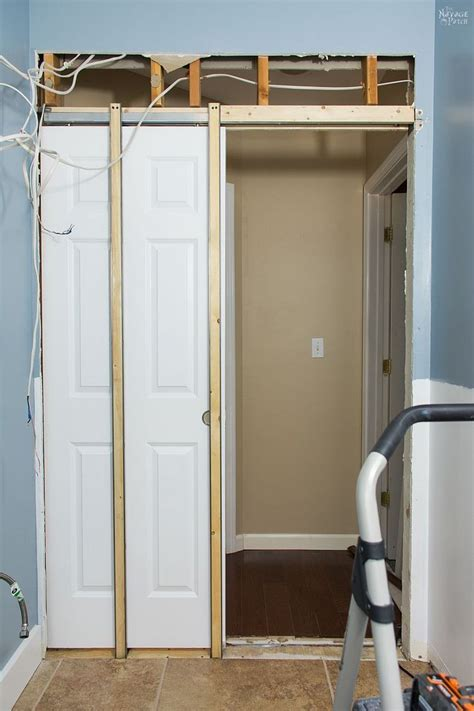 how to build a pocket door 25 best ideas about pocket door installation on